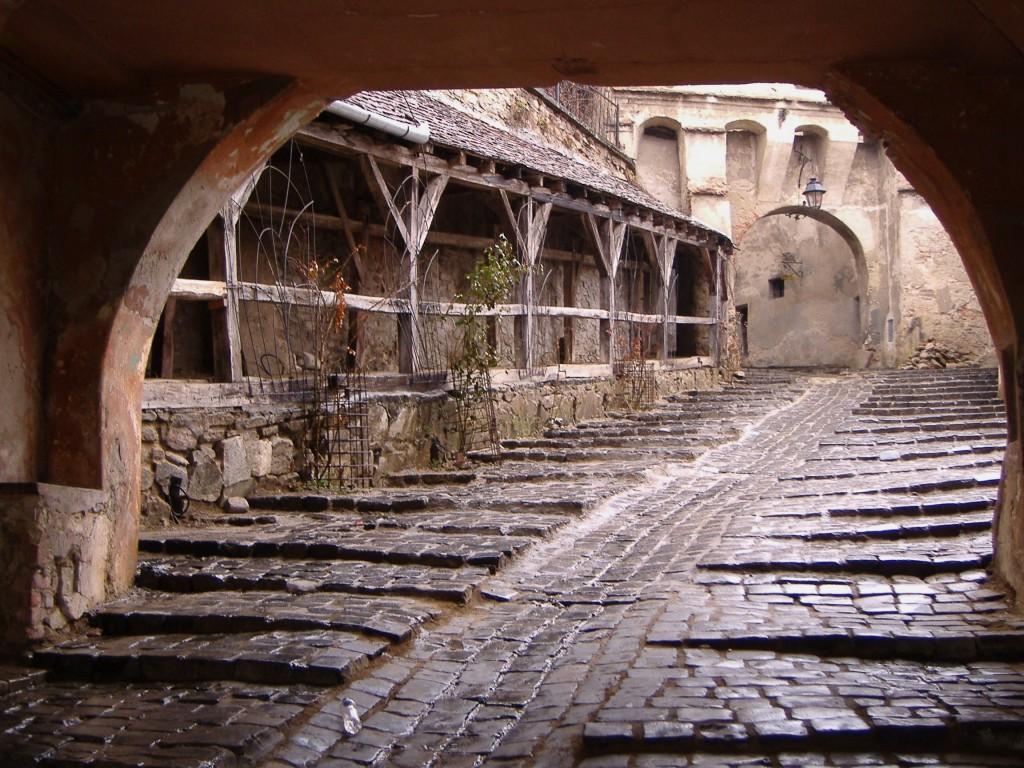 Sighisoara - Citadel Entrance