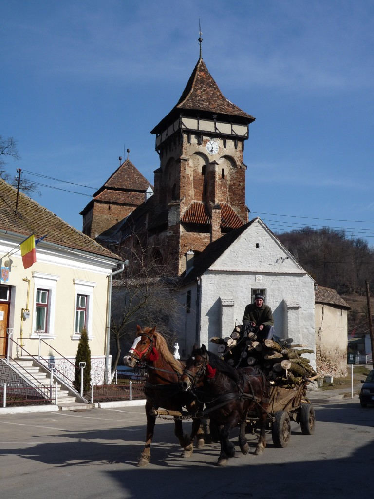Fortified Church/Village - Cultural Immersiveness