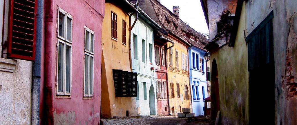 VBT-Sighisoara Street