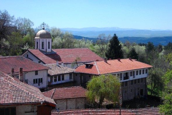 The Monastery (Convent) of Saint Nikola