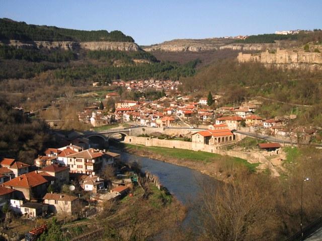 Veliko Tarnovo-Asenova District (lower town)