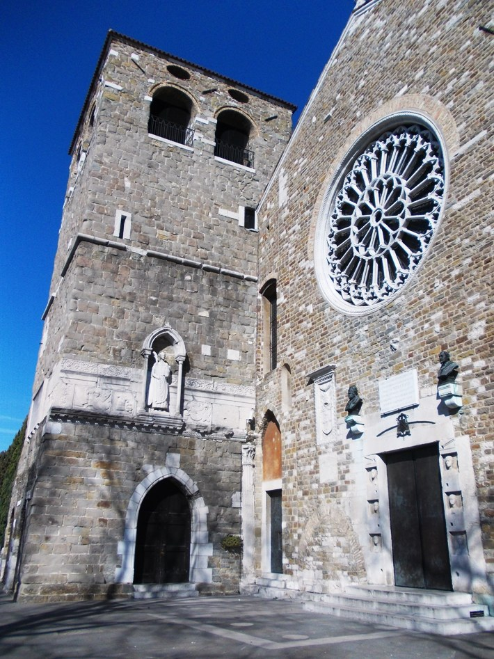 Cathedral of San Giusto (11th-14th Century)