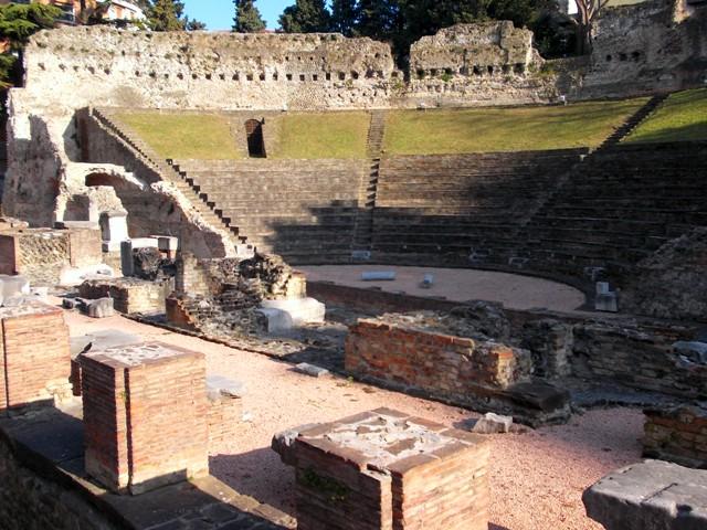 (impressive) 1st/2nd Century Roman Theatre