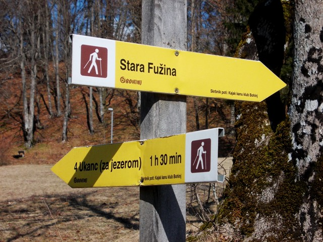 A hiker's paradise - around Lake Bohinj....and throughout the region