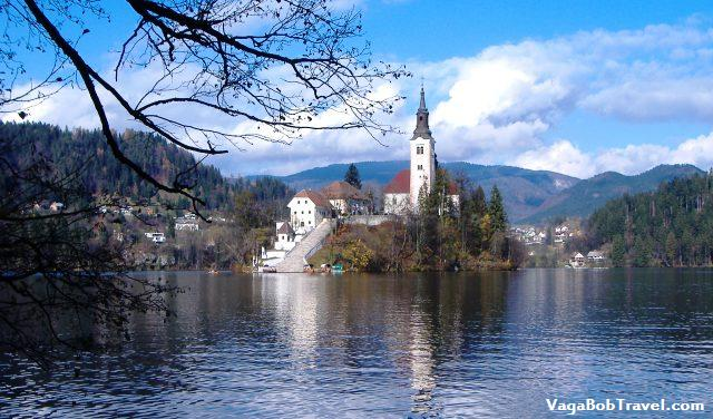 "Steeped in legend & traditions: ""The Church on the Island"" on Lake Bled"