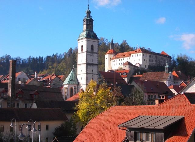 Škofja Loka panorama