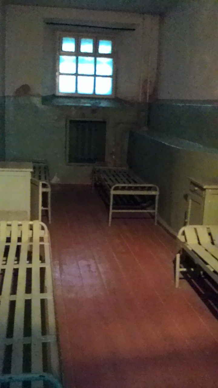 KGB Prison - in the Museum of Genocide Victims in Vilnius