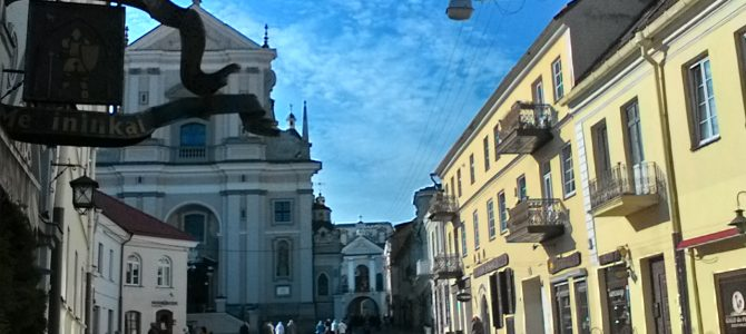 Vilnius – the Baroque Capital